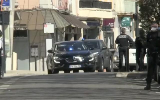 Τρομοκρατικά ήταν τελικώς τα κίνητρα της αιματηρής επίθεσης με μαχαίρι στη νοτιοανατολική Γαλλία