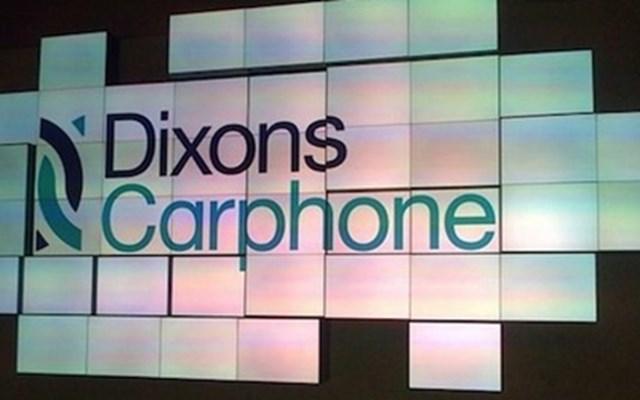 Ζημιές εμφάνισε η Dixons Carphone για τη χρήση
