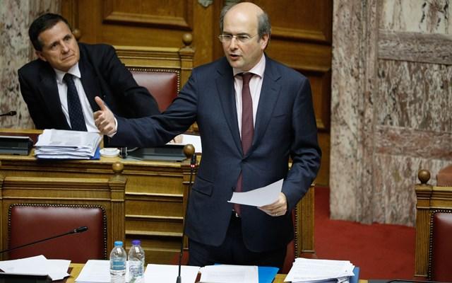 Ποιους προτείνει ο Κ. Χατζηδάκης για πρόεδρο και διευθύνοντα σύμβουλο του ΟΦΥΠΕΚΑ