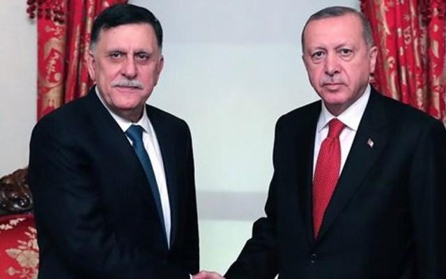 Η γαλλική πρεσβεία επαναβεβαιώνει τη γαλλική θέση για την ακυρότητα των μνημονίων Τουρκίας-Λιβύης.