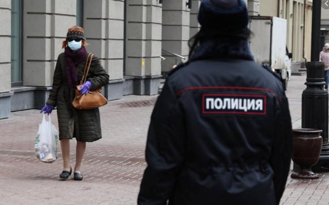 Ρωσία: 7.212 νέα κρούσματα κορονοϊού
