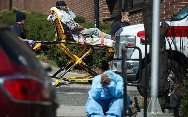 ΗΠΑ: Σχεδόν 50.000 νέα κρούσματα κορονοϊού και 1.000 θάνατοι το τελευταίο 24ωρο