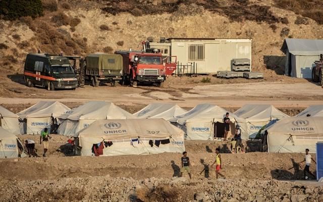 Κομισιόν: Δημιουργείται task force για τη βελτίωση της κατάστασης των προσφύγων στη Λέσβο