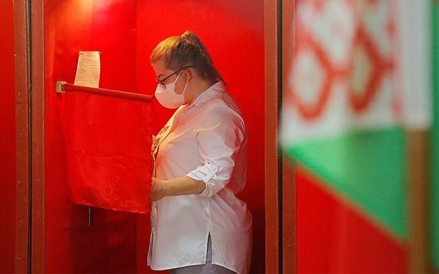 Λευκορωσία - Εκλογές: Η πλειοψηφία των πολιτών είναι μαζί μας , λέει η υποψήφια της αντιπολίτευσης