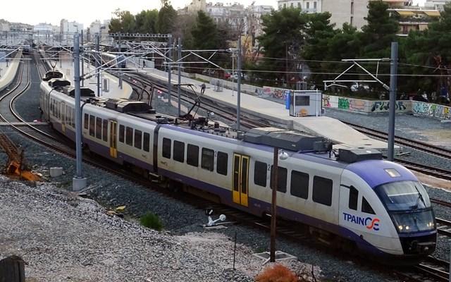 Δεν κυκλοφορούν σήμερα προαστιακός και τρένα