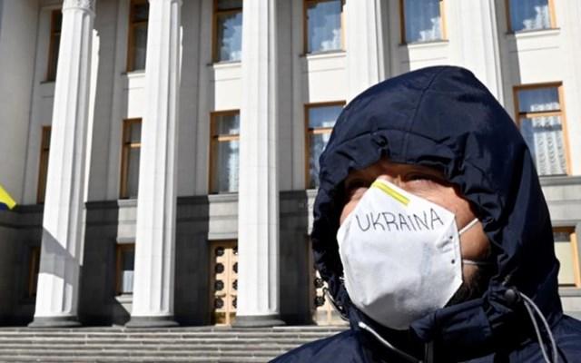 Ημερήσιο ρεκόρ νέων κρουσμάτων κορονοϊού κατέγραψε η Ουκρανία