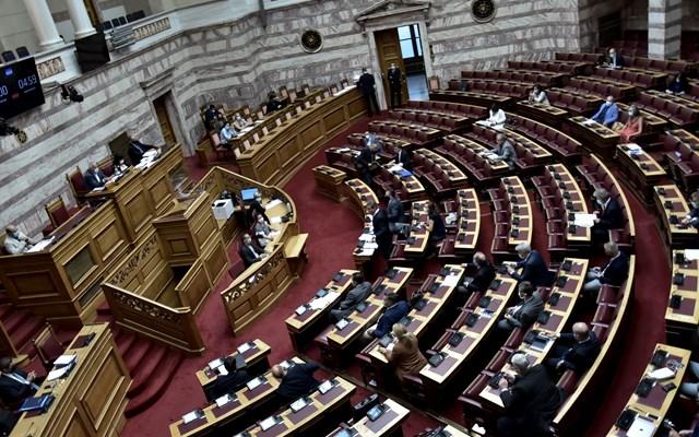 Κατατέθηκε η τροπολογία για τα έκτακτα μέτρα του κορονοϊού