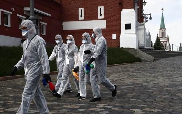 Η Ρωσία κατέγραψε 16.202 νέα κρούσματα κορονοϊού το 24ωρο