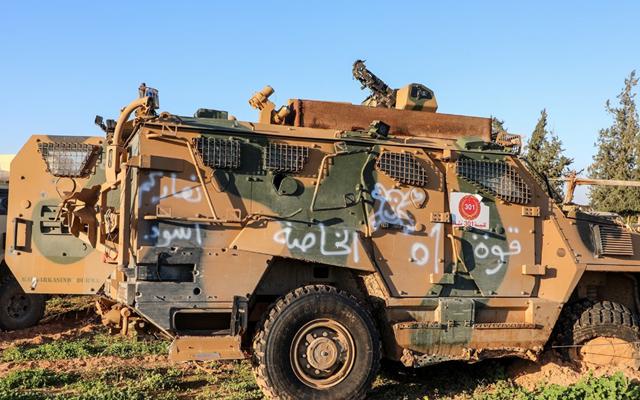 Περίπου 2.400 Σύροι μαχητές υποστηριζόμενοι από την Τουρκία βρίσκονται στη Λιβύη