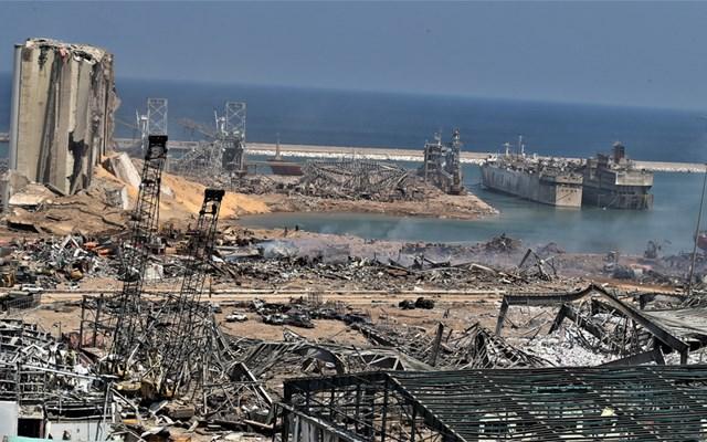 Βηρυτός: Μάχη με το χρόνο για την ανεύρεση εγκλωβισμένων