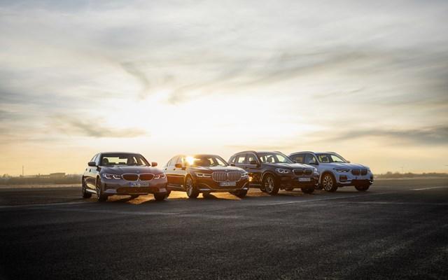 BMW Group Hellas: Διατήρησε την κορυφή στο πρώτο εξάμηνο της χρονιάς