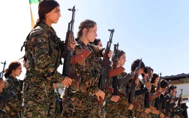 Ο Ερντογάν προσπαθεί να συνδέσει το κίνημα Antifa, με τους Κούρδους της Συρίας