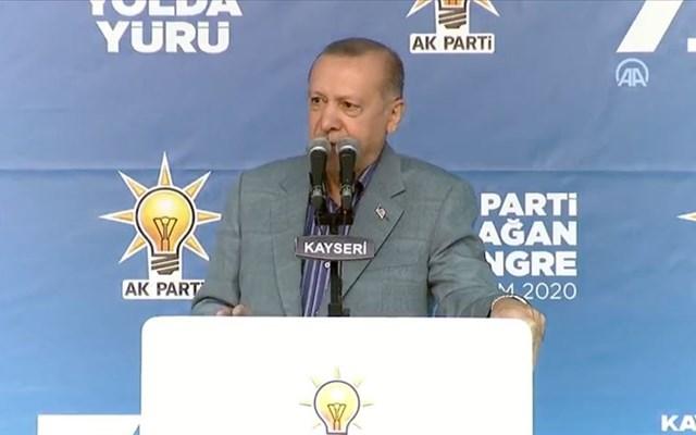 Ερντογάν: Ο Μακρόν έχει πρόβλημα με το Ισλάμ- Χρειάζεται ψυχοθεραπεία