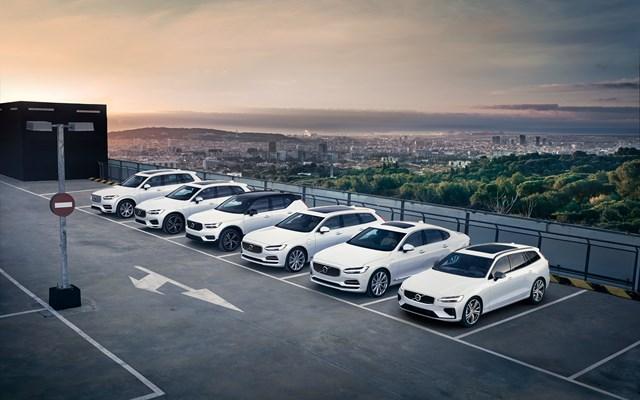 Η Volvo Car Hellas ενισχύει την δυναμική της πορεία ισχυροποιώντας τη σχέση της με τους πελάτες