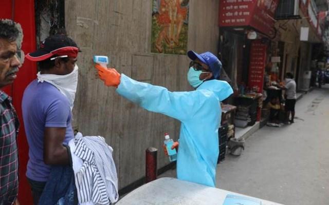 Ινδία: 75.083 νέα κρούσματα κορονοϊού σε ένα 24ωρο