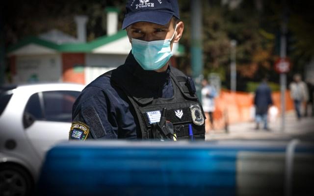 Εννέα παραβάσεις λειτουργίας καταστημάτων και 193 για μη χρήση μάσκας σημειώθηκαν χθες