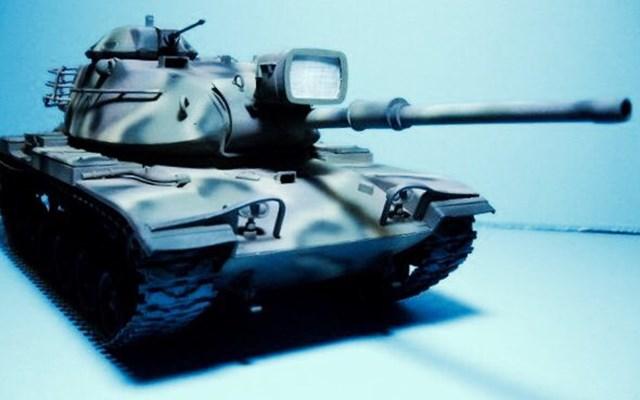 H Τουρκία έστειλε και άρματα μάχης M-60A1 στη Λιβύη