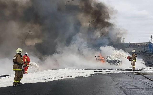 Ρωσία: Ολοκληρώθηκε το πρώτο στάδιο καθαρισμού μετά την τεράστια διαρροή καυσίμων στο Νορίλσκ