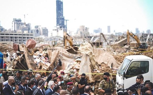 Μακρόν: Να γίνει διαφανής, ανοιχτή, διεθνής έρευνα για τις εκρήξεις στον Λίβανο