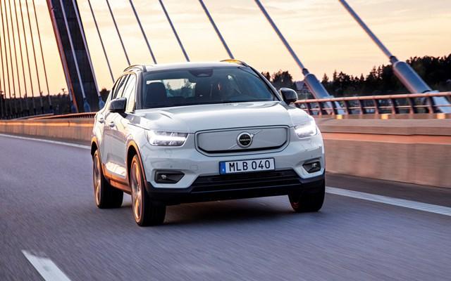 Η Volvo αυξάνει τις διαδικτυακές πωλήσεις