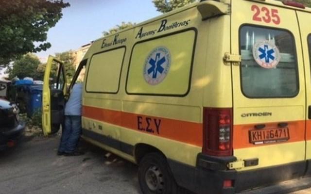 Ένας νεκρός σε τροχαίο δυστύχημα στη λεωφόρο Σχιστού