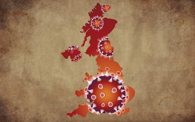 Πάνω από 6.170 νέα κρούσματα στη Βρετανία το τελευταίο 24ωρο