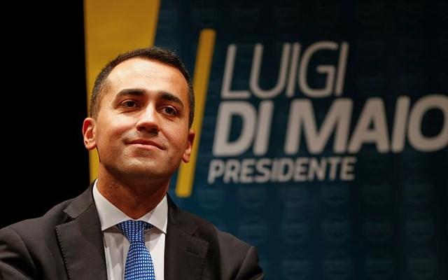 Ιταλία: O Ντι Μάιο αναμένεται να παραιτηθεί από αρχηγός των Πέντε Αστέρων