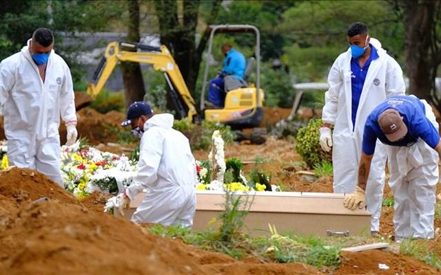 Μεξικό: 455 θάνατοι και 5.167 κρούσματα κορονοϊού το τελευταίο 24ωρο