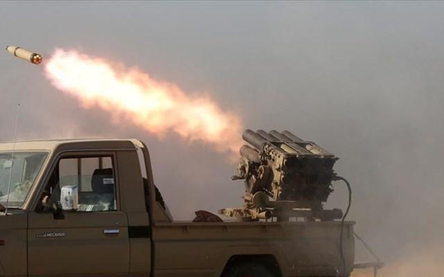 Ιράκ: Δύο επιθέσεις με ρουκέτες εναντίον συμφερόντων των ΗΠΑ