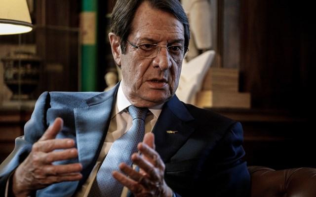 Ν. Αναστασιάδης: Υπάρχει η αντίληψη στην ΕΕ ότι δεν πάει άλλο με τις προκλήσεις της Τουρκίας