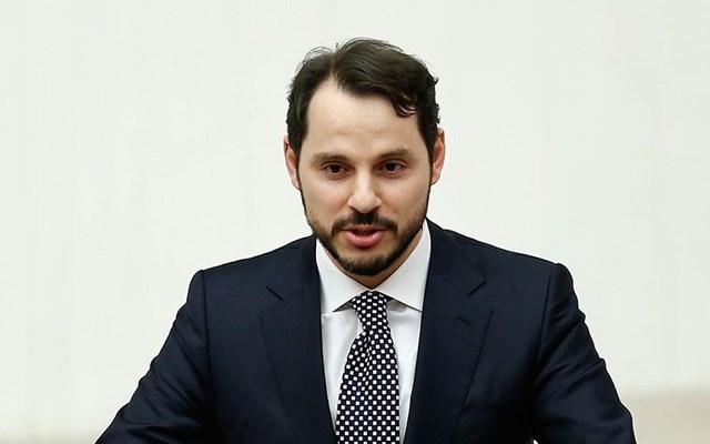 Αλμπαϊράκ: Η Τουρκία θα έχει άμεσες ξένες επενδύσεις 15 δισ. δολαρίων το 2020