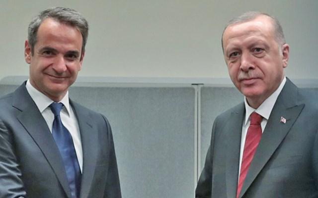 Χουριέτ: Επίκειται τηλεδιάσκεψη Ερντογάν - Μητσοτάκη