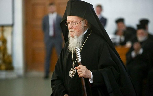 Τηλεφωνική επικοινωνία του Οικουμενικού Πατριάρχη Βαρθολομαίου με τον καθηγητή Σωτήρη Τσιόδρα