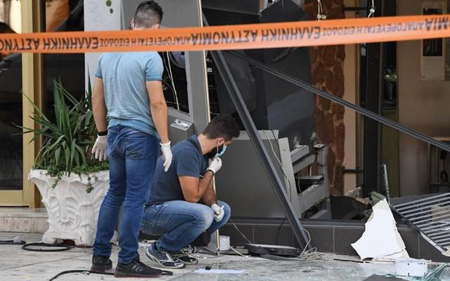Θεσσαλονίκη: Ανατίναξαν ΑΤΜ τα ξημερώματα στη Ν. Ραιδεστό
