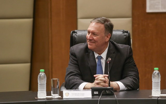 Πομπέο: Ανοιχτό το ενδεχόμενο νέας συνόδου κορυφής ΗΠΑ - Β. Κορέας