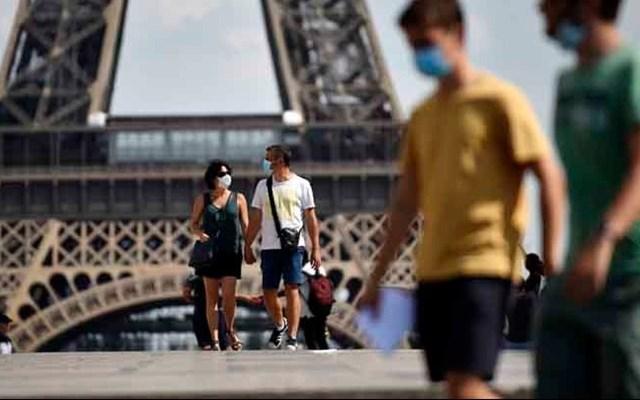 Η Γαλλία ανακοίνωσε 5.298 νέα κρούσματα κορονοϊού σε ένα 24ωρο