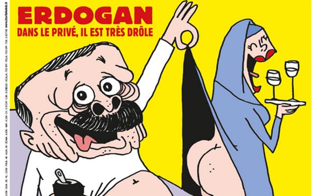 Σάλος στην Τουρκία γιατο Charlie Hebdo