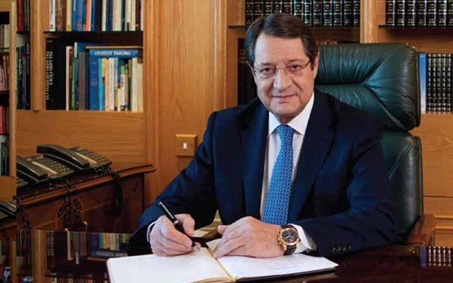 Ν. Αναστασιάδης: Άριστη και πολυεπίπεδη η συνεργασία με την ελληνική κυβέρνηση