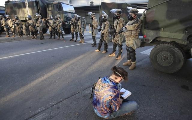 ΗΠΑ: Σε πλήρη επιφυλακή η Εθνοφρουρά στη Μινεσότα, για πρώτη φορά από τον Β' Παγκόσμιο Πόλεμο