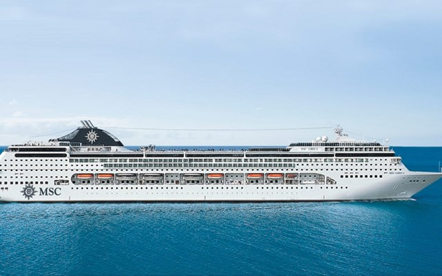 MCS Cruises: Ο Πειραιάς homeport για το MSC Lirica το 2021