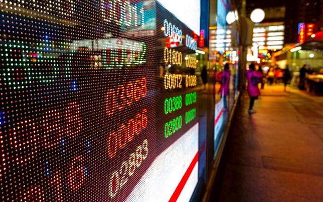 Μικτή εικόνα στην Ασία μετά την κατρακύλα της Wall Street