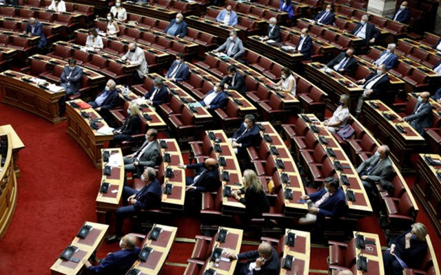 Πέθανε ο πρώην βουλευτής Χαρ. Παπαδόπουλος -Συλλυπητήρια του προέδρου της Βουλής