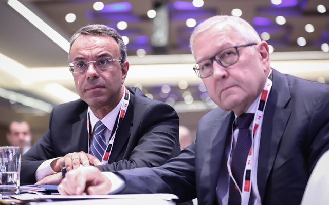 Eurogroup: Αισιοδοξία Ρέγκλινγκ για την ελληνική οικονομία