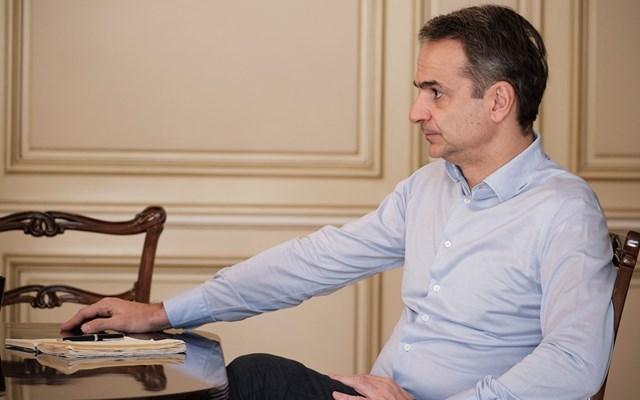 Κορονοϊός: Ο Μητσοτάκης ενημερώθηκε από Μπακογιάννη-Μιχαηλίδου για τα μέτρα για την προστασία ευάλωτων ομάδων