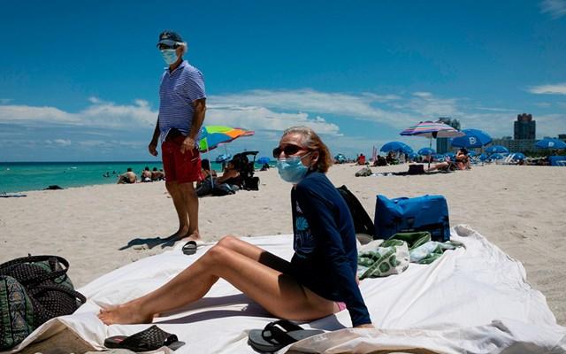 Θλιβερό ρεκόρ θανάτων από κορονοϊό για την Φλόριντα από την έναρξη της πανδημίας