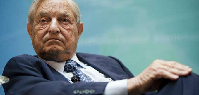 """""""Ο George Soros υποκινεί τις διαδηλώσεις στις ΗΠΑ"""", λένε Αμερικανοί ακροδεξιοί συνωμοσιολόγοι"""