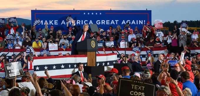 ΗΠΑ: Πώς ο Τραμπ έδωσε σημαντικό πλεονέκτημα στον Μπάιντεν στα επικείμενα ντιμπέιτ