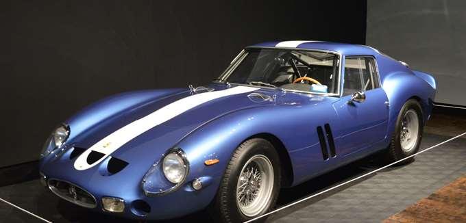Στα δικαστήρια για το σασμάν μιας Ferrari που πωλήθηκε έναντι 44 εκατ. δολ.