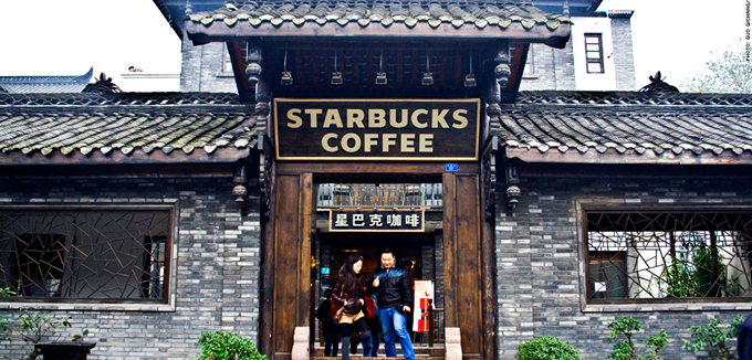 Χωρίς ρίσκο, δεν υπάρχει κέρδος: Η Starbucks μπαίνει περισσότερο στην κινεζική αγορά