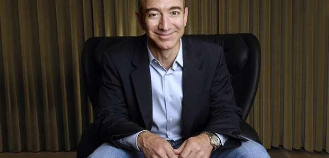 Ο Μπέζος πούλησε 1 εκατ. μετοχές της Amazon, αξίας 3,1 δισ. δολαρίων